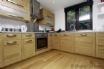 Modern fully-fitted kitchen