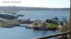 Self catering in Cardiff Bay - View from Balcony