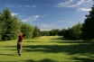 Enjoy a game of golf with family and friends