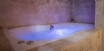 Relaxing Deluxe bathroom with jacuzzi airbath & mood lighting
