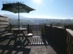 Relax in style on the private raised deck with amazing scenery