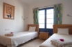 A delightful twin bedroom, groundfloor, ideal for guests who don't want stairs