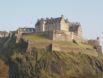 Edinburgh Castle from a distance