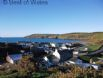 The picturesque seaside village of Aberdaron