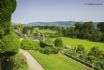 The gardens from Powis Castle