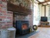 Enjoy some relaxing evenings in front of the Clearview log burner