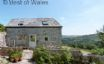 Beautiful Welsh cottage - great views & games room on site