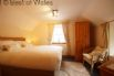 Bwthyn Conwy self catering cottage - upstairs double bedroom