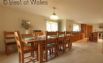 Stunning holiday cottage in North Wales with spacious kitchen/diner