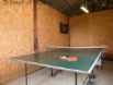 Or enjoy a game of table tennis in the games room