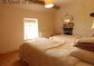 Large holiday cottage in North Wales: Twin bedroom