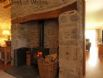 Original inglenook fireplace
