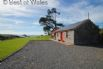 Detached, peaceful setting overlooking Aberystwyth and the coast