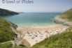 Mwnt beach a short drive away and great for seeing dolphins