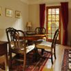 Blackfriars Apt - Dining room, view to outdoors