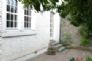 Blackfriars Apt - Back door to yard