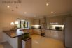 Beautiful features throughout, including this large contemporary kitchen