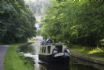 What about a relaxing day out on the canal at Llangollen...