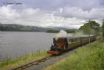 Bala Lake Railway - a steam train ride through the Snowdonia landscape