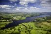 Llyn Tegid (Bala Lake) - the largest natural lake in Wales