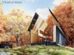 Sky Hut - Caban y Nen - A stargazer's dream,