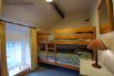 Bedroom 7 includes a full size bunk bed