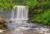 Waterfalls in the Brecon Beacons