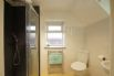 Ground floor shower room with a large double shower