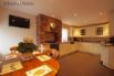 Well equipped, separate kitchen / dining room