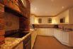Dishwasher, microwave, freezer and fridge included