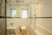Ground floor master  bathroom