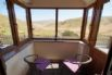Small porch / sitting area to enjoy the amazing views