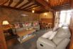 Open plan living area - perfect for dining and relaxing