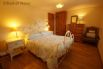 Ground floor ensuite double bedroom suitable for a wheelchair user.