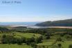 Mawddach Estuary from above Dolgellau towards Barmouth