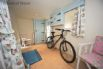Utility room on the lower ground floor is ideal for storing bikes etc