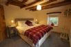 Bedroom 2 also offers beautiful Snowdonia countryside views