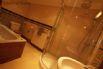 En-suite has a large shower cubicle...