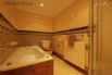 ... and a large whirlpool type bath