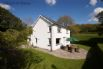 Set within its own enclosed garden on a working farm in Snowdonia