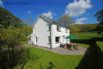 Self catering Aberdovey cottage set within its own enclosed garden