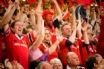 Cardiff self catering holiday - Rugby fans enjoying a big game