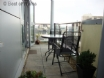 Large balcony with 270' degree views. Luxury Cardiff self catering