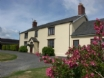 Ffermdy'r Graig cottage in Wales with hot tub facilities
