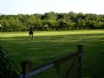 Large field for guests to enjoy at this Anglesey holiday cottage